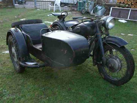 Motorrad Oldtimer Marken by M72 Gespann K 750 Molotow Mit Beiwagen Oldtimer Bestes
