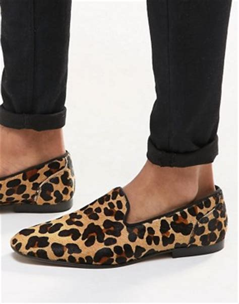 leopard skin loafers loafers for loafers tassel loafers asos