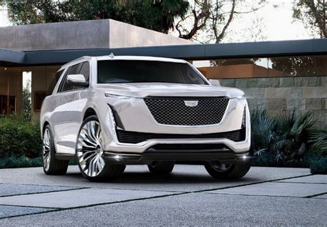 Cadillac Redesign 2020 by 2020 Cadillac Escala Redesign New Platform And Price