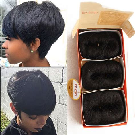 27 pcs short hair weave 25 best ideas about 27 piece hairstyles on pinterest