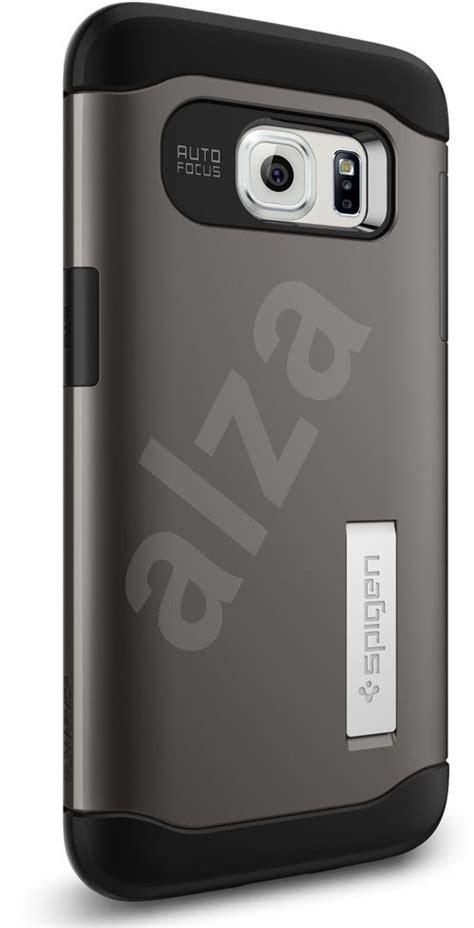 Spigen Slim Armor Samsung Galaxy S7 Original Chagne Gold spigen slim armor gunmetal samsung galaxy s7 edge protective alzashop