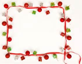 christmas borders and frames 10 red borders 2