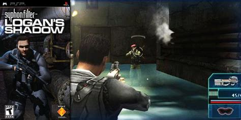 Download Game Ps2 Format Cso   syphon filter logan s shadow ppsspp