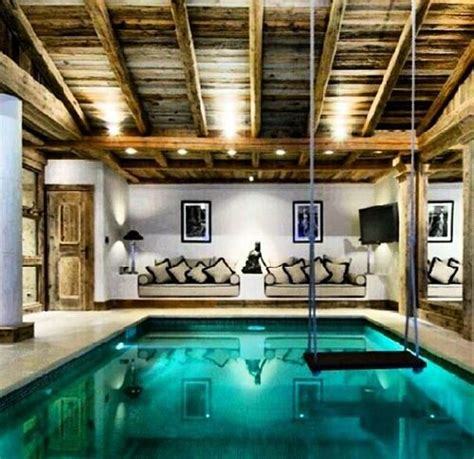 pool inside house if you re brave enough you can try these 15 things around