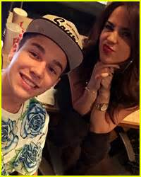 Who Is Mahone Dating Becky G Says Mahone Is But They Re Not