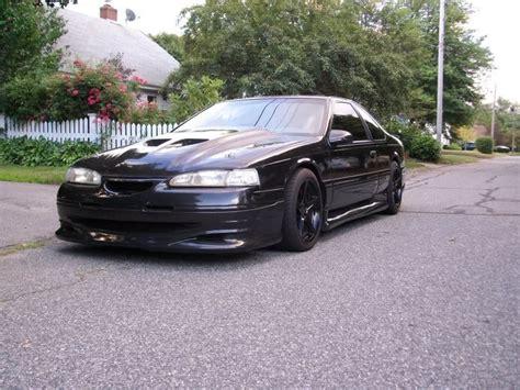 how does cars work 1996 ford thunderbird transmission control vwvortex com 1996 ford thunderbird custom show car new england
