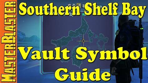 Southern Shelf Vault Symbols by Borderlands 2 Southern Shelf Bay Cult Of The Vault Symbol