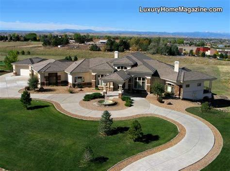 luxury ranch homes grand ranch style country estate luxury homes house