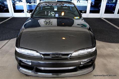 tuned 240sx 1995 tuned nissan 240sx se japanesesportcars com