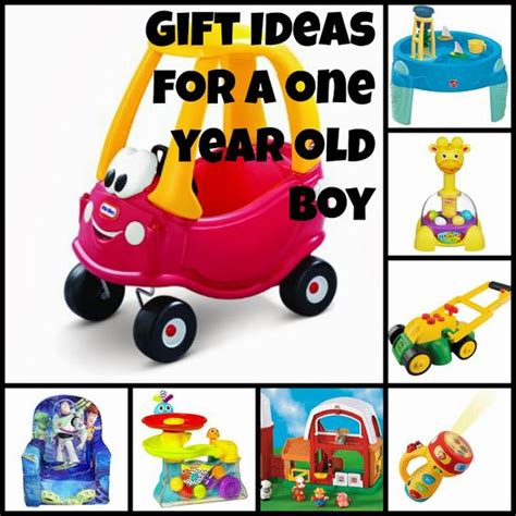 one year boy gift ideas boy things - 1 Year Baby Boy Gifts Ideas