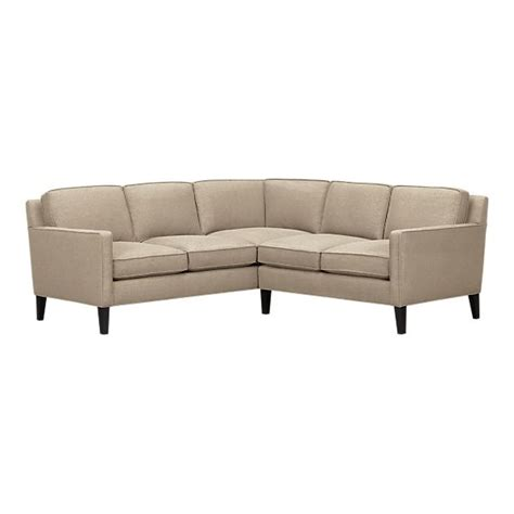 crate barrel couch crate and barrel furniture pinterest