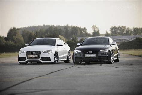 Audi S5 Turbo Umbau by Black White His And Hers Reiger Audi S5 S Cars