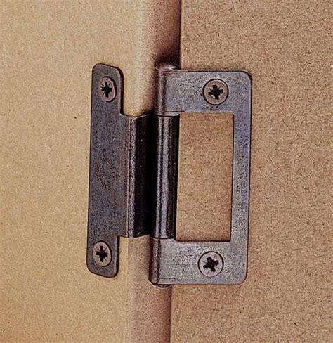 flush cabinet door hinges cranked flush hinge