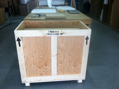Ship Furniture Ups by Santa Barbara Crating Crating Services Shipping Crates