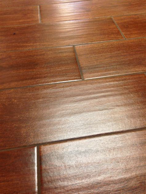 wood tile flooring pictures wood look tile close up columbia missouri bathroom