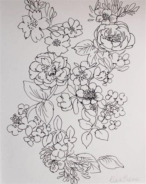 vintage line art tutorial best 25 rose drawings ideas on pinterest roses drawing