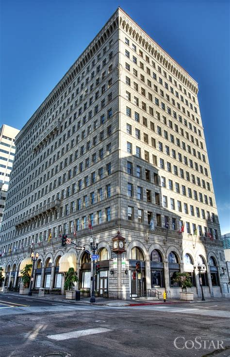 historic downtown office building sells   million