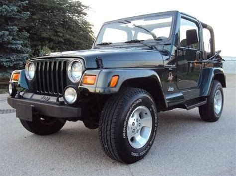 hayes car manuals 2001 jeep wrangler user handbook find used lifted 2001 jeep wrangler sport 4 0l manual trans soft top wholesale l k in