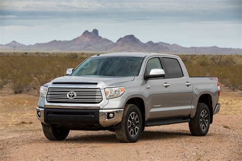 Toyota Tundr 2014 Toyota Tundra Review Ratings Specs Prices And