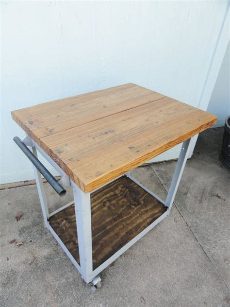industrial kitchen work table 17 best images about rolling work tables on butcher blocks work surface and kitchen