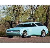 Chevrolet Nomad Concept 1999 – Old Cars