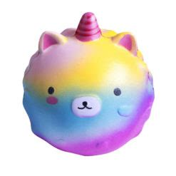 Squishy Rainbow Panda Dango velkommen til squishyshoppen dk k 248 b squishy p 229 tilbud i shoppen