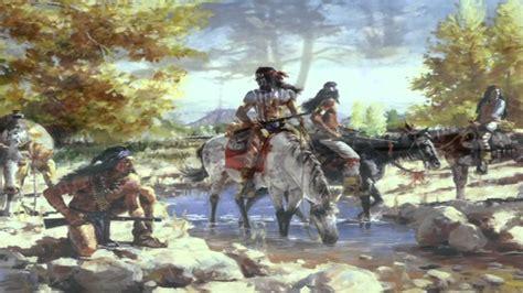 imagenes de indios blanco y negro leyenda sioux lobo blanco lobo negro youtube