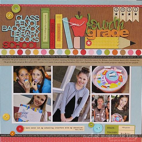 scrapbook layout ideas for multiple pictures 25 best ideas about school scrapbook layouts on pinterest