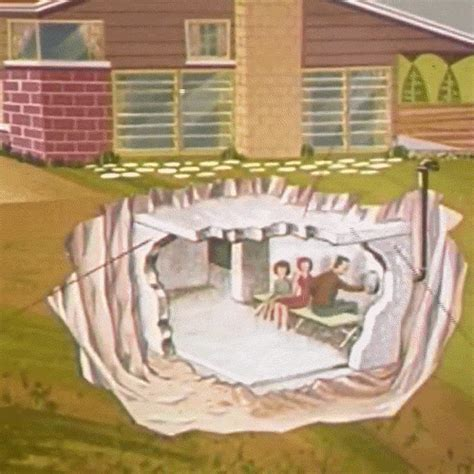 Family Fallout Shelter (GIF) Matthew's Island of Misfit Toys