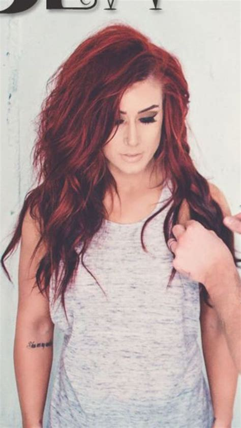chelsea houska red hair color formula what color hair does chelsea houska r 25 best chelsea