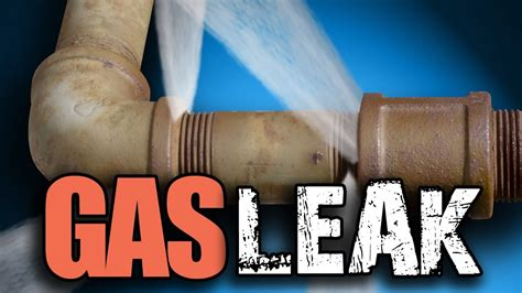 things you should not do when you notice a gas leak knoxville plumbing plumber in knoxville