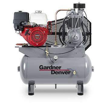 engine driven low pressure diesel air compressor