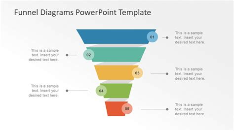 funnel diagram powerpoint template marketing funnel diagrams powerpoint template slidemodel