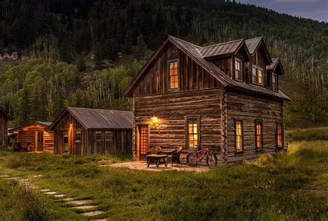tiny home colorado the tipping cabin colorado