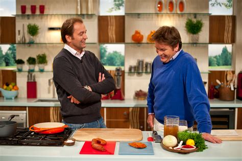 saturday kitchen photography and george