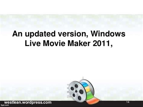 tutorial windows live movie maker 2011 tutorial in making a video using windows movie maker