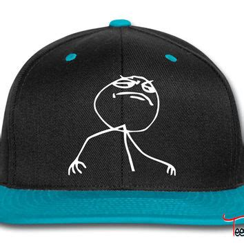 Meme Snapback - thug life llama from human things i want as gifts