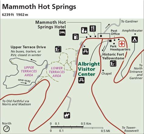yellowstone national park lodging map yellowstone maps npmaps just free maps period