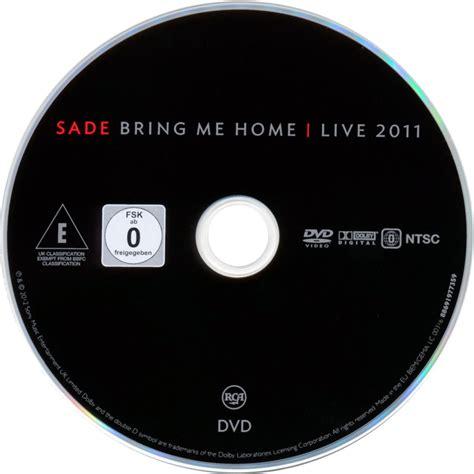 car 225 tula dvd de sade bring me home live 2011