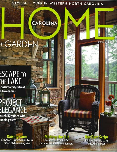 homes and interiors magazine escape to the lake the collected room by kathryn greeley