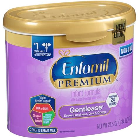 Enfamil A 2 Formula Bayi Plain 1800g enfamil gentlease nutrition facts nutrition ftempo
