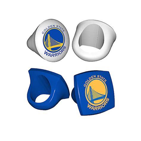 fan foam by foamheads golden state warriors primary logo fan ring 2 pack by