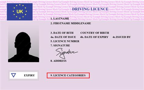 Driving Licence Template by Best Drivers Licence Template Pictures Inspiration