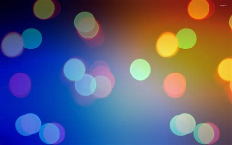 Blurry Lights 5 Wallpaper Abstract Wallpapers 27014 Blurry Lights