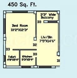 Tiny House 500 Sq Ft Eden Group Eden Residency Floor Plan Eden Residency E M
