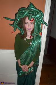 Handmade Costume - medusa handmade costume