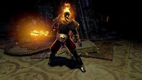 path  exile  action rpg fantasy fighting wallpaper