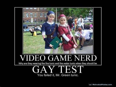 Funny Gay Memes - gay test meme