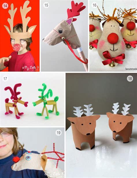 yoddler rudolph crafts 24 adorable reindeer crafts the craft