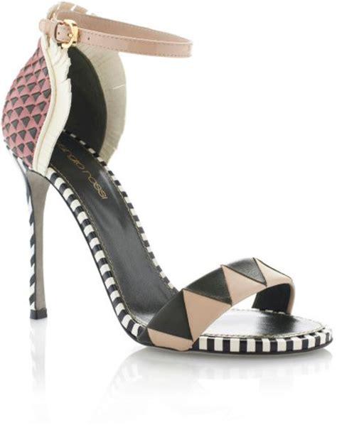 Heels Fashion Import 119 sergio ss oberoj ankle high heel sandal in